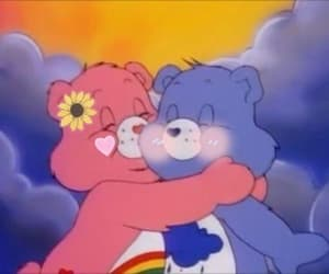 carebear, cartoon, and kawaii image