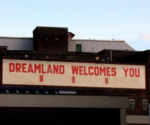 fun fact and i saw dreamland yesterday image