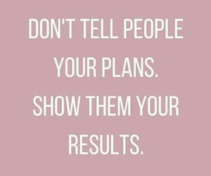 quotes, plan, and motivation image