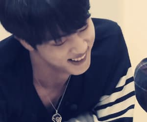 boys, smile, and seokjin image
