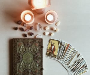 candles, crystals, and gemstones image