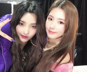 k-pop, shuhua, and kpop image