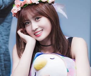 flowers, smile, and twice image