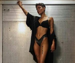 body, girl, and goddes image