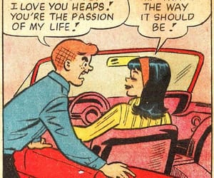 Archie, comics, and girls image