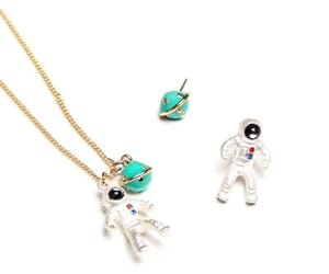 astronaut, indie, and nautical image