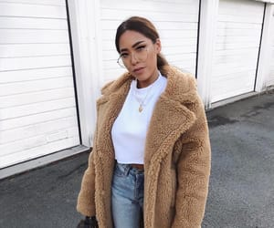 coat, lookbook, and style image