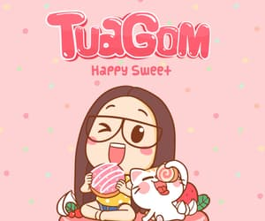 line, wallpaper, and happy sweet image