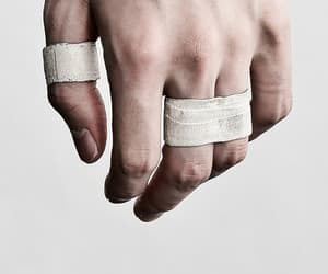 bandages, dangerous, and fighter image