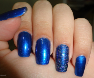 blue, fashion, and glitter image