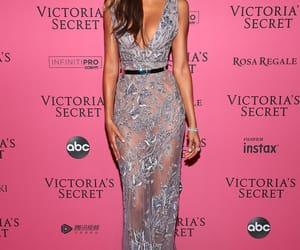 josephine skriver, Victoria's Secret, and pink carpet image