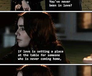 lily collins, stuck in love, and nat wolff image
