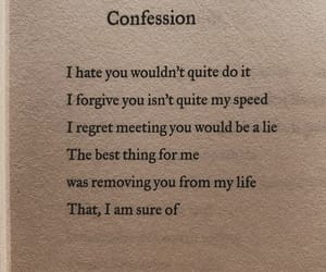 forgive, i hate you, and lie image