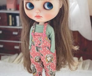 beautiful, blythe doll, and boneca image