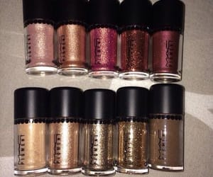collection, eyeshadow, and glitter image