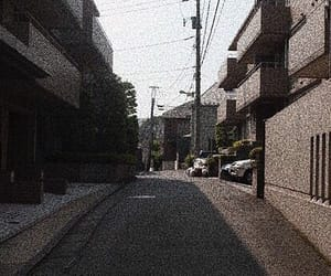 aesthetic, japan, and grey image