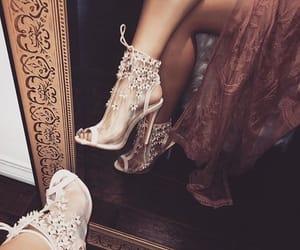 giuseppe zanotti, heels, and high heels image