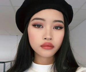 asian girl, korean, and ulzzang image