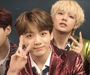 v, jk, and jungkookie image
