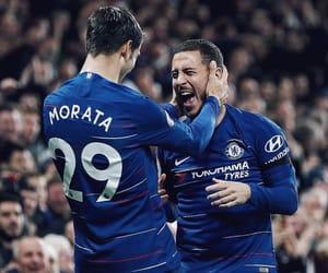Chelsea FC, eden hazard, and football image