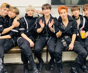 monsta x, minhyuk, and i.m image