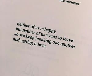 breaking, happy, and leave image