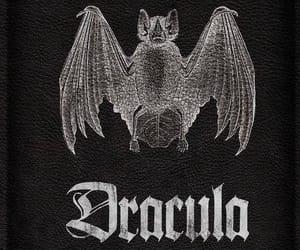 Dracula, bram stoker, and vampire image
