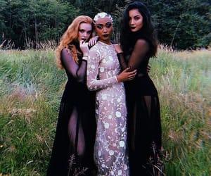witch, netflix, and sabrina image