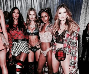 Behati Prinsloo, josephine skriver, and Victoria's Secret image