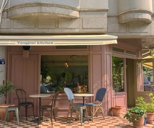 aesthetic and restaurant image