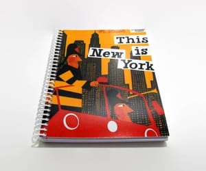 etsy, spiral notebook, and pocket notebook image