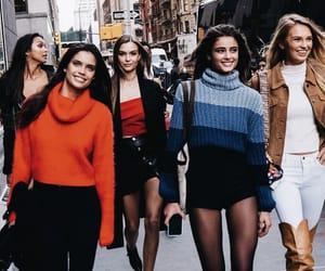 models, nyc, and sara sampaio image