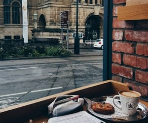 coffee, study, and cafe image