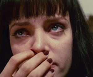 90s, gif, and mia wallace image