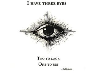 chakras, spiritual, and third eye image