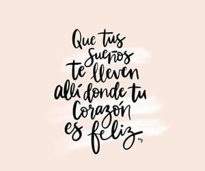 frases, quote, and sueños image