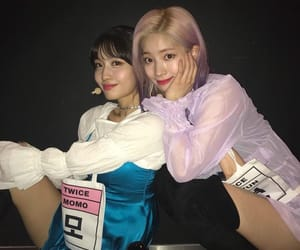 twice, dahyun, and momo image