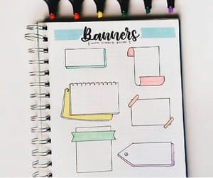 adorno, decoracion, and cuaderno image
