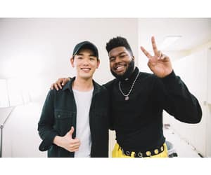 eric, khalid, and eric nam image