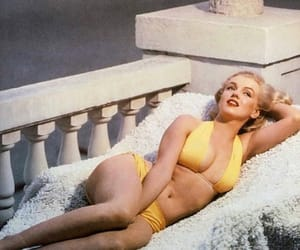 50s, beauty, and women image
