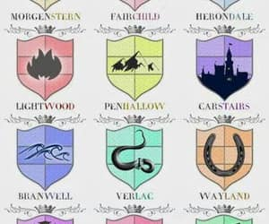 shadowhunters, family, and book image