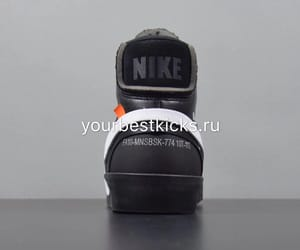 nike, off white, and shoes image