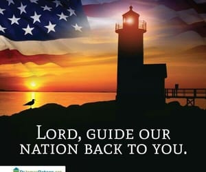 Christianity, god, and patriotic image