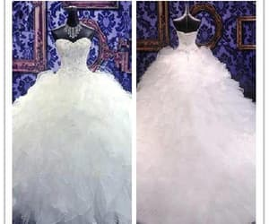 ball gown wedding dresses, custom made party dresses, and wedding dresses lace image