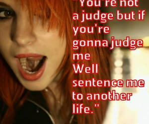 band, hayley williams, and ignorance image