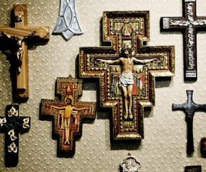 Catholic, Christ, and christmas image