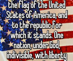4th of july, flag, and quotes image