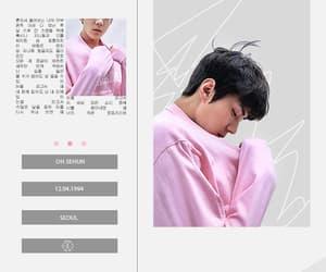 edit, exo, and sehun image
