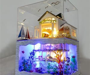 diy, dollhouse, and presents image
