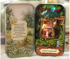 creative, diy, and dollhouse image